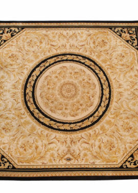 handgeknoopt tapijt Gianni Versace