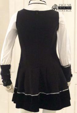 Monnalisa jurk zwart