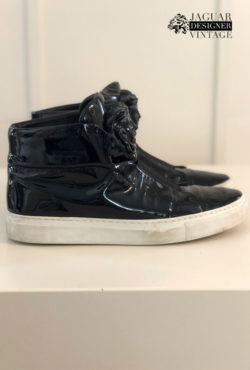 Versace high top sneaker
